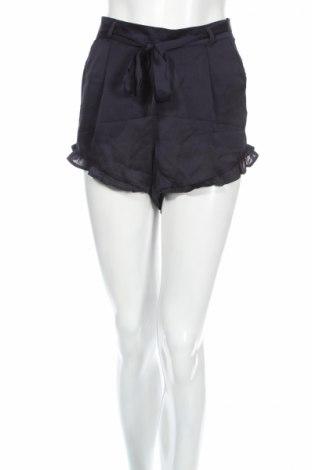 Dámske kraťasy  H&M, Veľkosť S, Farba Modrá, Polyester, Cena  7,44€