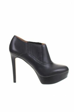 Дамски обувки Nine West, Размер 38, Цвят Сив, Естествена кожа, Цена 26,85лв.