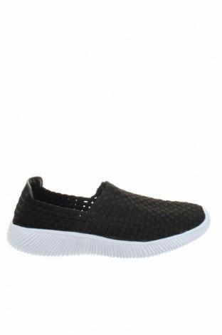 Дамски обувки Rocco Barocco, Размер 39, Цвят Черен, Текстил, Цена 67,80лв.