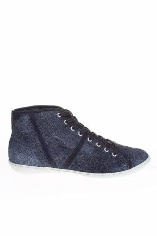 Дамски обувки Tbs, Размер 38, Цвят Син, Естествен велур, Цена 83,85лв.