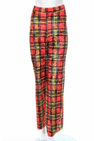 Γυναικείο παντελόνι Missguided, Μέγεθος XS, Χρώμα Πολύχρωμο, 90% πολυεστέρας, 10% ελαστάνη, Τιμή 5,67€