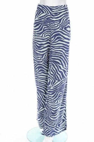 Pantaloni de femei Simple, Mărime L, Culoare Albastru, Viscoză, Preț 106,05 Lei