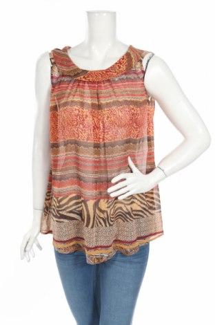 Γυναικείο αμάνικο μπλουζάκι Capasca, Μέγεθος XS, Χρώμα Πολύχρωμο, Τιμή 3,57€