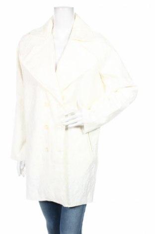 Γυναικείο παλτό Ashley Brooke, Μέγεθος M, Χρώμα Λευκό, 61% πολυεστέρας, 11% βισκόζη, 11% βαμβάκι, 10% πολυαμίδη, 7% ελαστάνη, Τιμή 8,54€