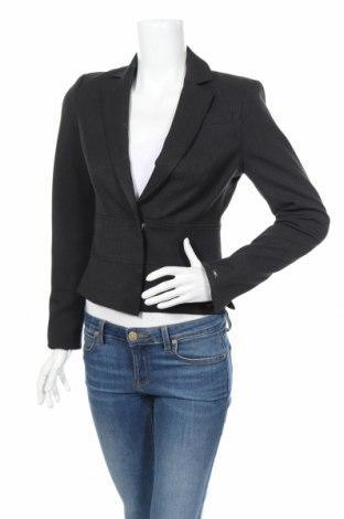 Dámske sako  Simple, Veľkosť XS, Farba Sivá, 96% bavlna, 4% elastan, Cena  8,18€