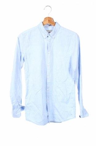 Детска риза Review, Размер 14-15y/ 168-170 см, Цвят Син, Цена 9,66лв.