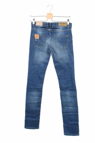 Detské džínsy  Review, Veľkosť 15-18y/ 170-176 cm, Farba Modrá, 71% bavlna, 28% polyester, 1% elastan, Cena  4,12€