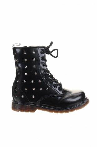 Детски обувки Orchestra, Размер 31, Цвят Черен, Естествена кожа, Цена 47,17лв.