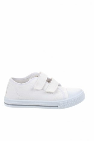 Παιδικά παπούτσια Orchestra, Μέγεθος 30, Χρώμα Λευκό, Κλωστοϋφαντουργικά προϊόντα, πολυουρεθάνης, Τιμή 9,05€