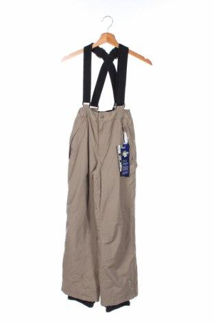 Παιδικό παντελόνι για χειμερινά σπορ Alive, Μέγεθος 10-11y/ 146-152 εκ., Χρώμα Καφέ, Πολυαμίδη, Τιμή 32,78€