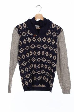 Dziecięcy sweter Scotch & Soda, Rozmiar 13-14y/ 164-168 cm, Kolor Niebieski, 60% bawełna, 40%akryl, Cena 111,82zł