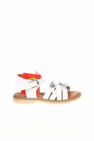 Detské sandály   Billowy, Veľkosť 24, Farba Biela, Pravá koža , Cena  15,07€