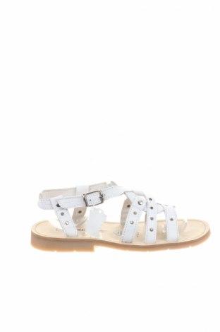 Детски сандали Orchestra, Размер 30, Цвят Бял, Естествена кожа, Цена 28,80лв.