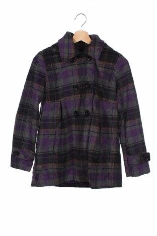 Детско палто Rothschild, Размер 14-15y/ 168-170 см, Цвят Многоцветен, 48% полиестер, 28% акрил, 17% вълна, 4% полиамид, 3% други нишки, Цена 43,68лв.