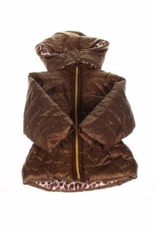 Детско яке, Размер 12-18m/ 80-86 см, Цвят Златист, Полиестер, Цена 41,16лв.