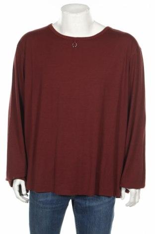 Bluză de bărbați Mennace, Mărime XL, Culoare Roșu, 80% poliester, 20% viscoză, Preț 29,66 Lei