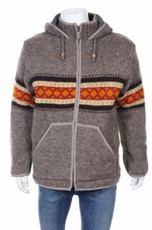 Jachetă tricotată de bărbați Laundromat