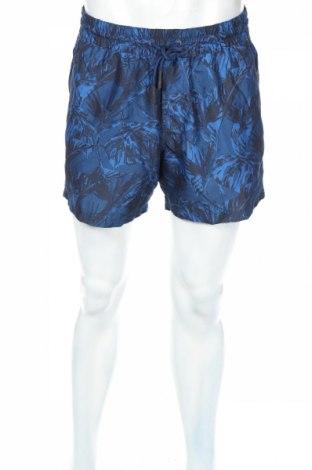 Мъжки къс панталон S.Oliver, Размер L, Цвят Син, Цена 28,62лв.