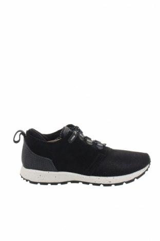 Ανδρικά παπούτσια Element, Μέγεθος 41, Χρώμα Μαύρο, Φυσικό σουέτ, κλωστοϋφαντουργικά προϊόντα, Τιμή 33,25€