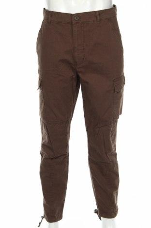Ανδρικό παντελόνι Mennace, Μέγεθος M, Χρώμα Πράσινο, Βαμβάκι, Τιμή 10,20€