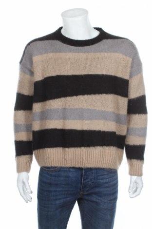 Pánsky sveter  Mennace, Veľkosť L, Farba Viacfarebná, 76%acryl , 24% polyamide, Cena  39,18€
