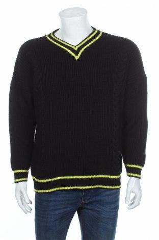 Pánsky sveter  Mennace, Veľkosť S, Farba Čierna, 68%acryl , 32% polyester, Cena  40,72€