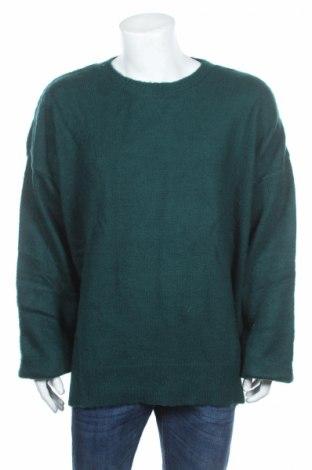 Pánsky sveter  Mennace, Veľkosť L, Farba Zelená, 76%acryl , 24% polyamide, Cena  40,21€