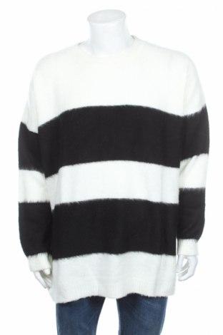 Pánsky sveter  Mennace, Veľkosť L, Farba Čierna, 76%acryl , 24% polyamide, Cena  40,21€