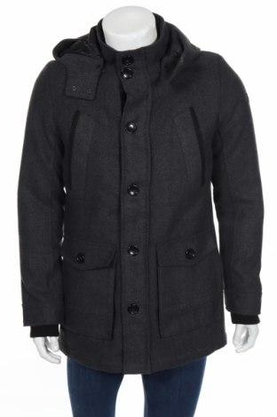 Męski płaszcz Q/S by S.Oliver