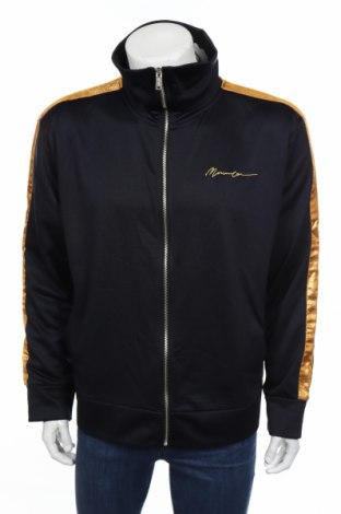 Мъжко спортно горнище Mennace, Размер L, Цвят Син, 80% полиестер, 20% памук, Цена 26,88лв.