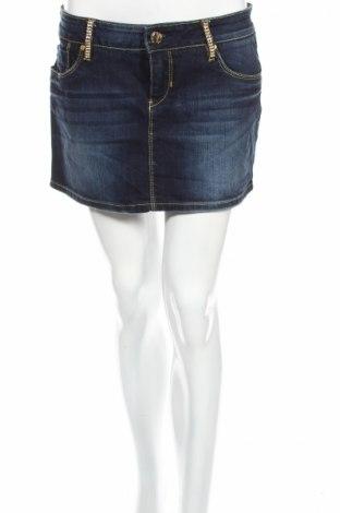 Φούστα One Love, Μέγεθος M, Χρώμα Μπλέ, Τιμή 3,39€