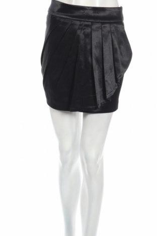 Пола Orsay, Размер XS, Цвят Черен, 60% памук, 37% полиестер, 3% еластан, Цена 5,29лв.