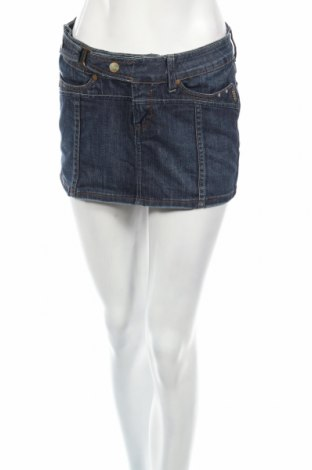 Φούστα R.marks Jeans, Μέγεθος S, Χρώμα Μπλέ, 96% βαμβάκι, 4% ελαστάνη, Τιμή 2,98€