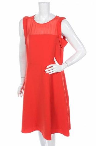 Φόρεμα Comma,, Μέγεθος XL, Χρώμα Κόκκινο, Πολυεστέρας, Τιμή 27,68€
