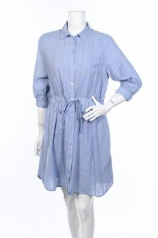 Šaty  Tom Tailor, Veľkosť M, Farba Modrá, 99% bavlna, 1% polyester, Cena  24,19€