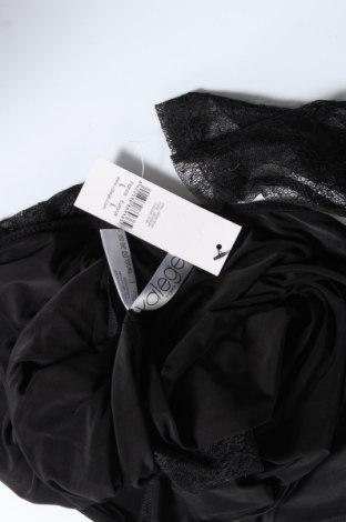 Боди Valege, Размер L, Цвят Черен, 90% полиестер, 10% еластан, Цена 36,75лв.