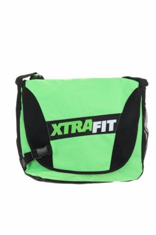 Чанта, Цвят Зелен, Текстил, Цена 17,64лв.