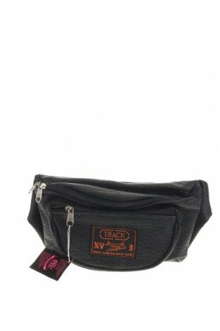 Чанта за кръст, Цвят Черен, Еко кожа, Цена 33,60лв.