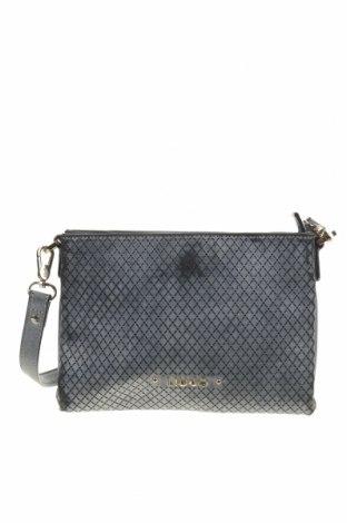 Дамска чанта Liu Jo, Цвят Сив, Еко кожа, Цена 40,00лв.