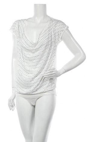 Γυναικεία μπλούζα-Κορμάκι Gaudi, Μέγεθος L, Χρώμα Λευκό, Βισκόζη, ελαστάνη, πολυεστέρας, Τιμή 18,35€