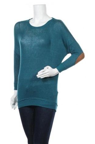 Γυναικεία μπλούζα Alcott, Μέγεθος S, Χρώμα Πράσινο, 95% βισκόζη, 5% ελαστάνη, Τιμή 6,03€