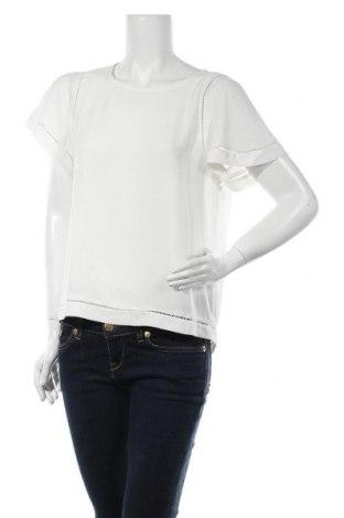 Γυναικεία μπλούζα Bruuns Bazaar, Μέγεθος S, Χρώμα Λευκό, Πολυεστέρας, Τιμή 5,51€