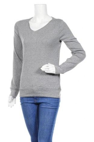 Дамска блуза Colours Of The World, Размер S, Цвят Сив, 52% памук, 48% полиестер, Цена 8,66лв.