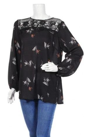 Γυναικεία μπλούζα Guido Maria Kretschmer, Μέγεθος M, Χρώμα Μαύρο, Πολυεστέρας, Τιμή 11,86€