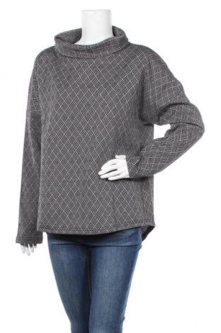 Γυναικεία μπλούζα Guido Maria Kretschmer, Μέγεθος XL, Χρώμα Μαύρο, 52% πολυεστέρας, 40% βαμβάκι, 5% ελαστάνη, Τιμή 11,47€