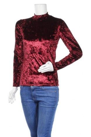 Γυναικεία μπλούζα Hallhuber, Μέγεθος XS, Χρώμα Κόκκινο, Τιμή 12,14€