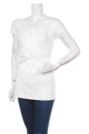 Bluză de femei Irl, Mărime L, Culoare Alb, 95% viscoză, 5% elastan, Preț 78,95 Lei