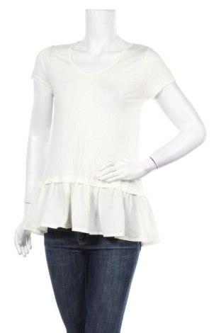 Γυναικεία μπλούζα Karl Marc John, Μέγεθος S, Χρώμα Εκρού, Lyocell, πολυεστέρας, Τιμή 15,30€