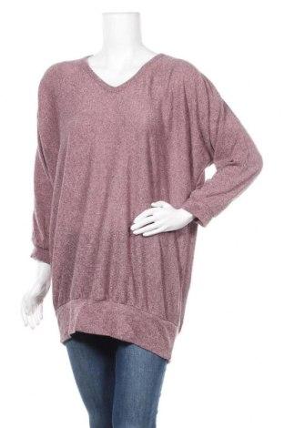 Γυναικεία μπλούζα La Belle Parisienne, Μέγεθος M, Χρώμα Ρόζ , 95% πολυεστέρας, 5% ελαστάνη, Τιμή 6,68€