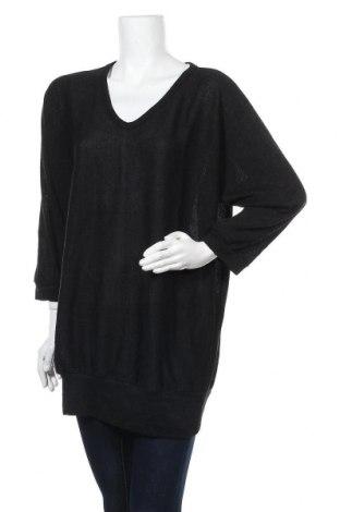 Γυναικεία μπλούζα La Belle Parisienne, Μέγεθος M, Χρώμα Μαύρο, 95% πολυεστέρας, 5% ελαστάνη, Τιμή 6,58€